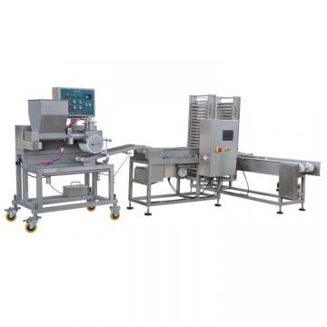 Automatic Sweets Food Paper Cardboard Packaging Hamburger/Burger Box Folding Making Machine Manufacturers for Sale (AS-800B)