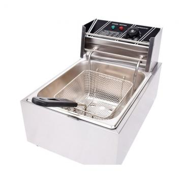 Continuous Industrial Fried Chicken Fryer