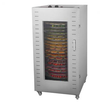 5 Layers Food Dryer, Fruit and Vegetable Dryer Machine, Stainless Steel Food Dehydrator