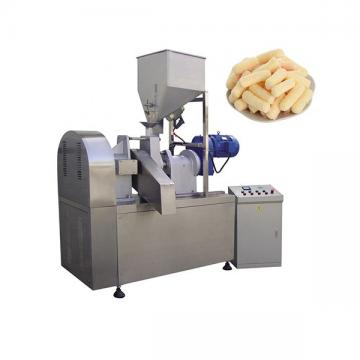 Stainless Steel Kurkure Plant Extruded Corn Nik Naks Extruding Machine Nik Naks Making Machine Snacks Production Line