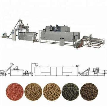 Steamer Type Floating Fish Food Extruder Machine