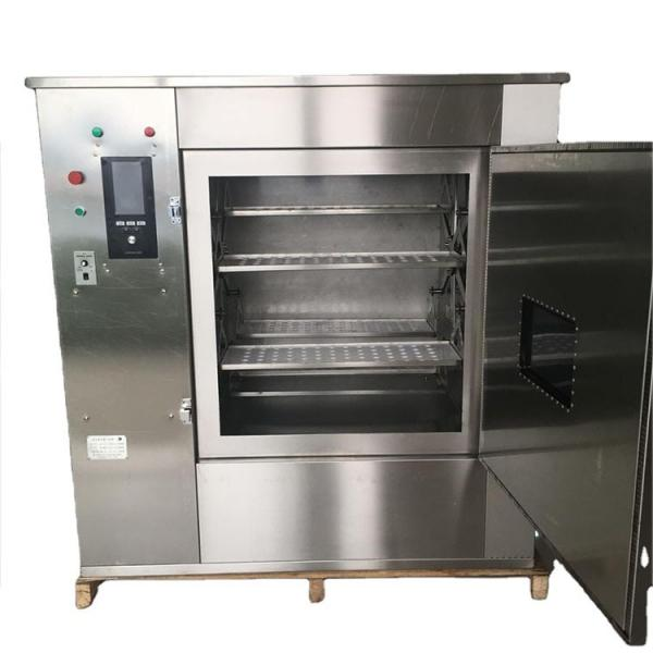 Industrial Commercial Catering Equipment Electric Two Deck Four Tray Baking Oven with Ce
