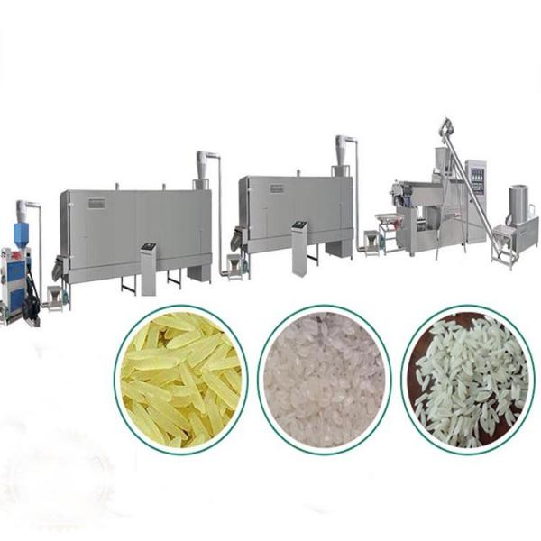Instant Rice Production Machine Artificial Rice Making Machine