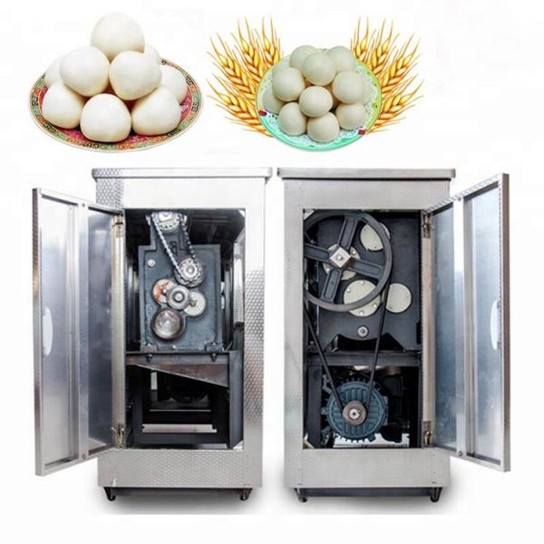 Commercial Stainless Steel Bakery Dough Sheeter Croissant Bread Dough Moulder Pastry Snack Making Machine
