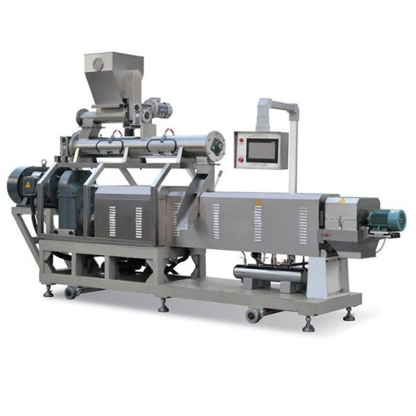High Capacity Low Consumption Automatic Stainless Corn Flakes Production Line