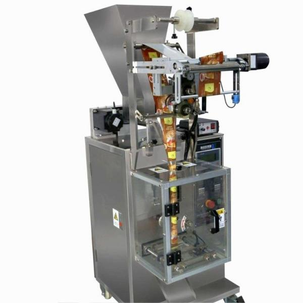 Automatic Plastic Pouch And Bags Stand Up Pouch Doy Pack Granules Filling And Sealing Machine
